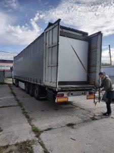 В Липецкую область отгружен модульный мясной завод
