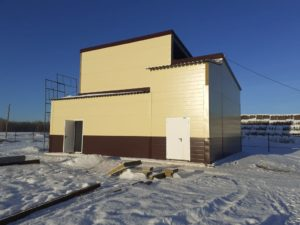 В Томской области сдан в эксплуатацию модульный завод по убою КРС