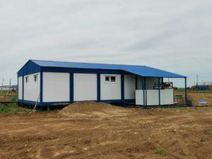 В Волгоградской области сдан в эксплуатацию модульный молочный завод
